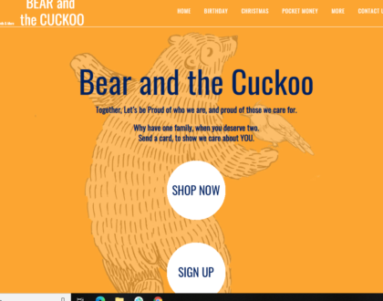 Bear and the Cuckoo