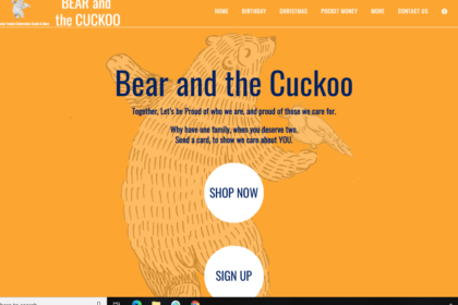 Bear and the Cuckoo