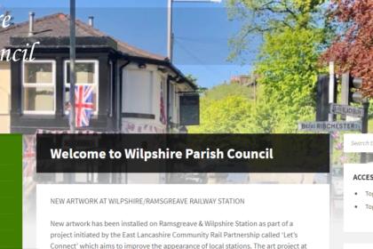 Wilpshire Parish Council Website